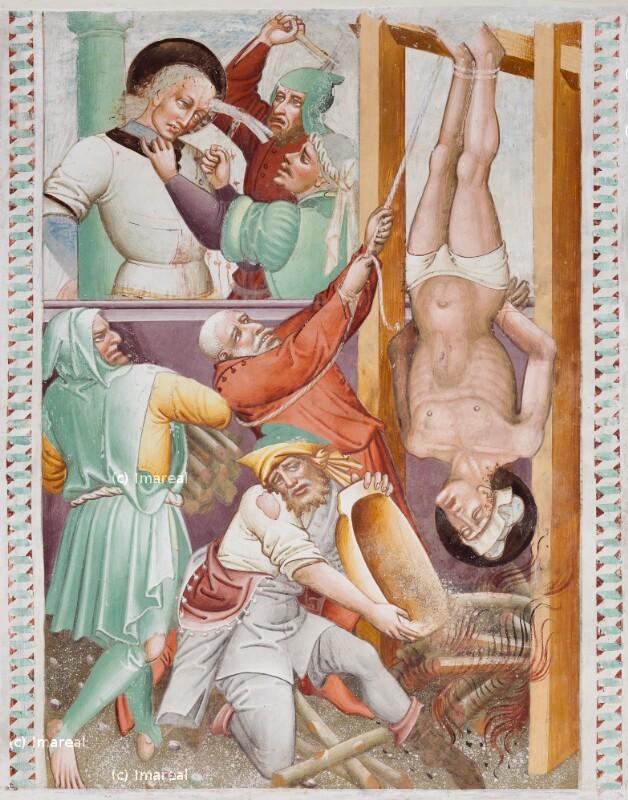 Hammermartyrium des Hl. Georg von Thomas von Villach