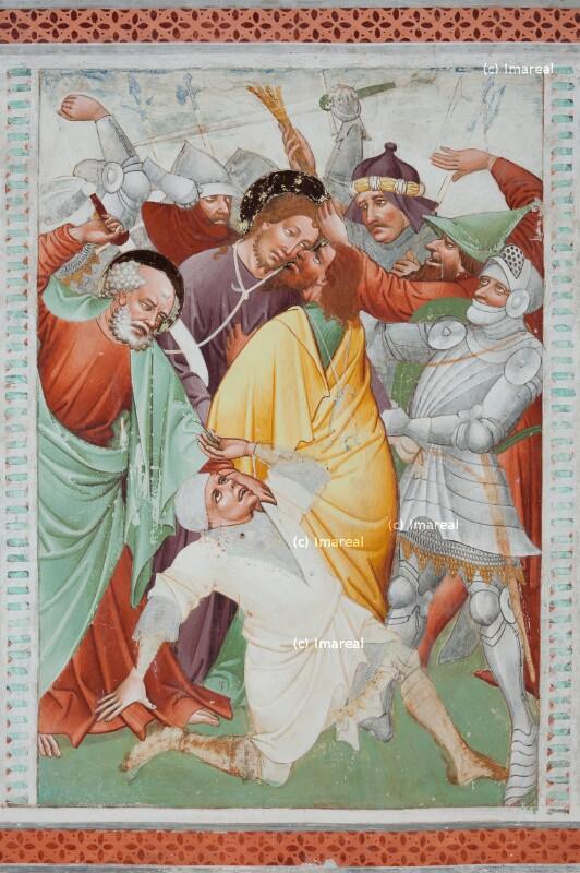 Gefangennahme Christi von Thomas von Villach