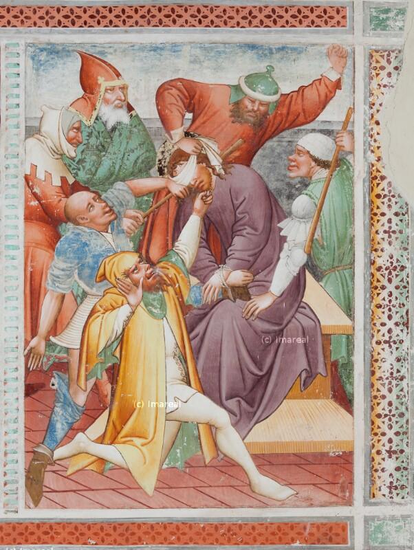 Verspottung Christi von Thomas von Villach