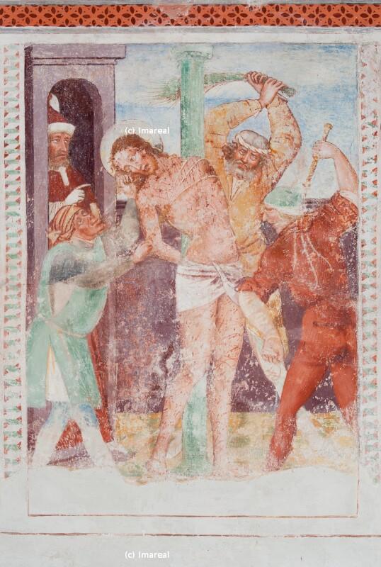 Geißelung Christi von Thomas von Villach