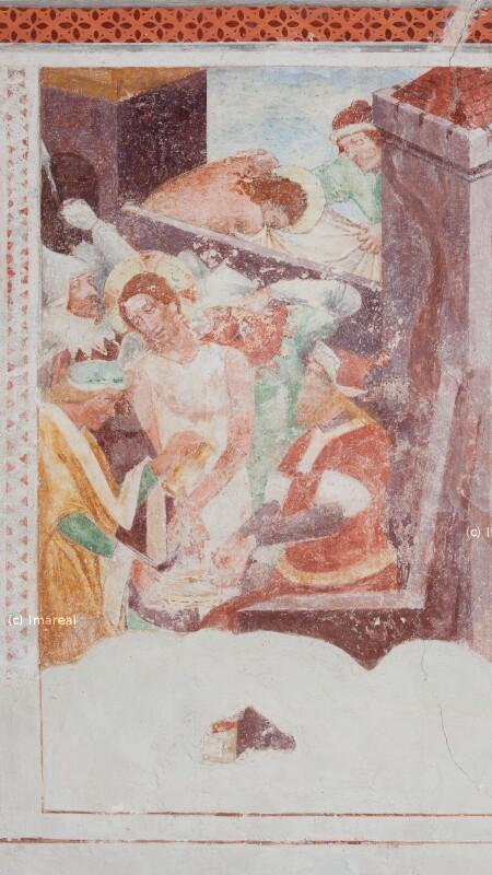 Entkleidung Christi von Thomas von Villach
