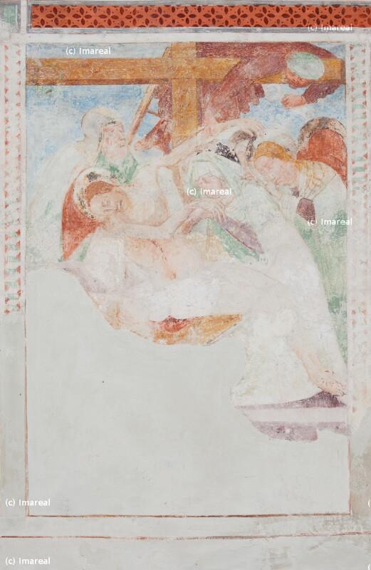 Kreuzabnahme Christi von Thomas von Villach