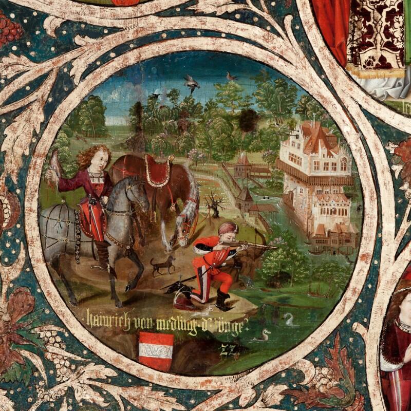 Heinrich der Jüngere von Part Hans