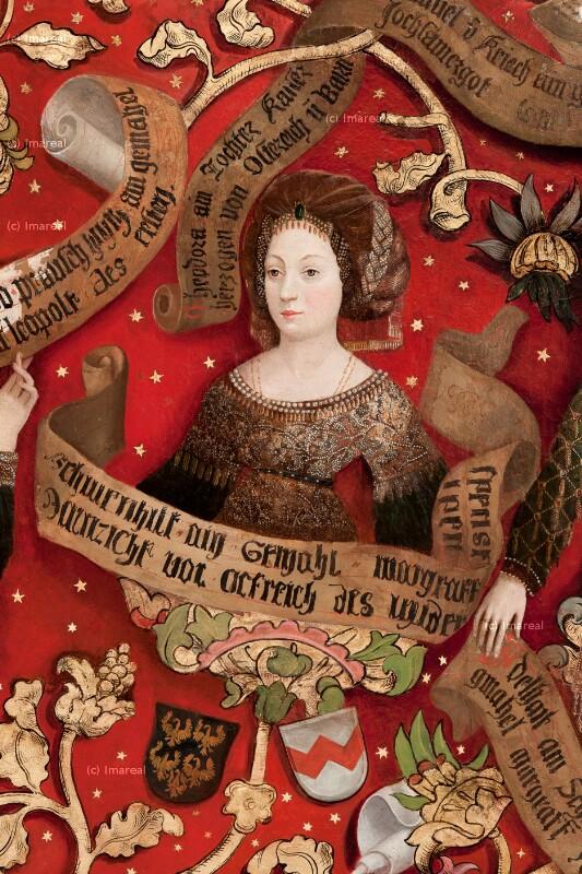 Swanhild, Gattin Heinrichs I. des Widerspenstigen von Part Hans
