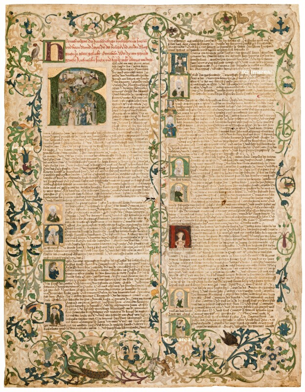 Hochzeit Leopolds I. von