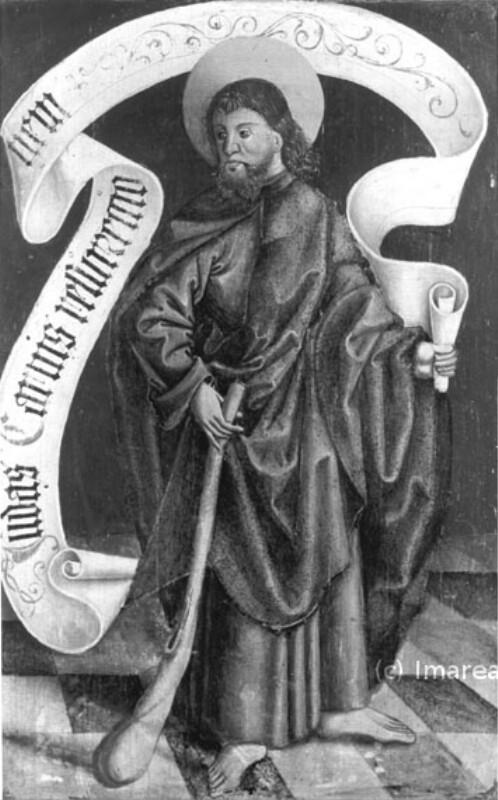 Apostelcredo von Meister S. H. von 1485