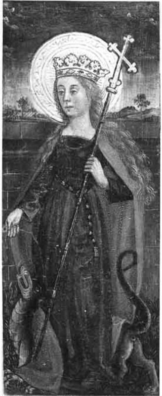 Hl. Margareta