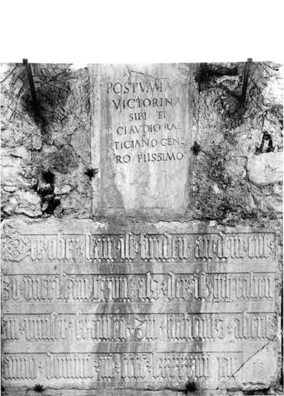 Inschrift