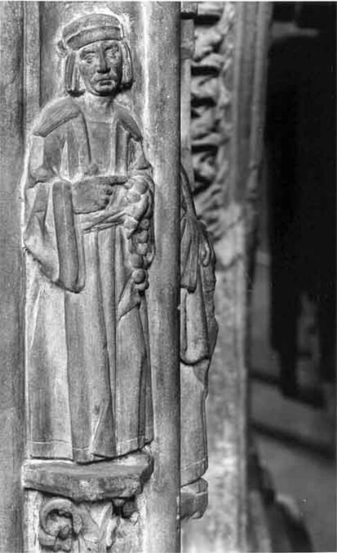 Geistlicher von Lutz Hans