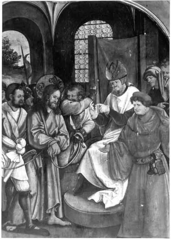 Christus vor Pilatus von Schäufelein Hans