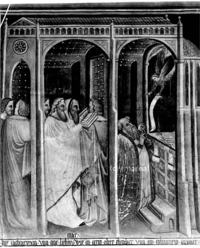 Verkündigung an Zacharias