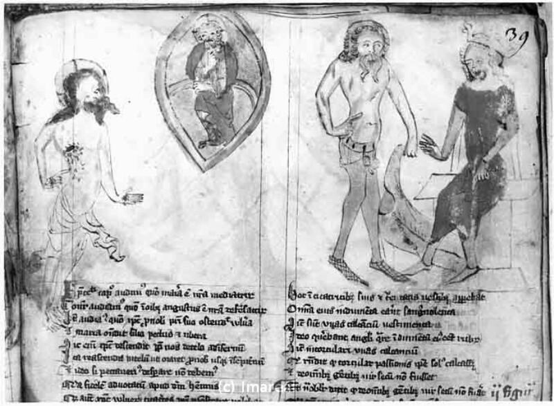 Christus als Fürbitter