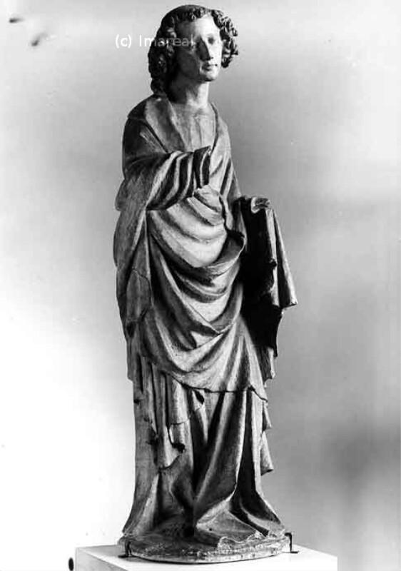 Hl. Johannes Evangelist von Meister von Großlobming