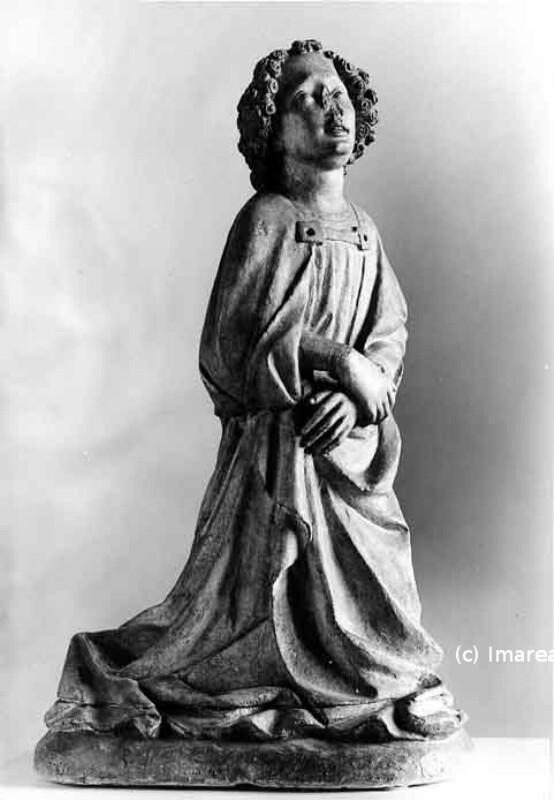 Verkündigung an Maria von Meister von Großlobming