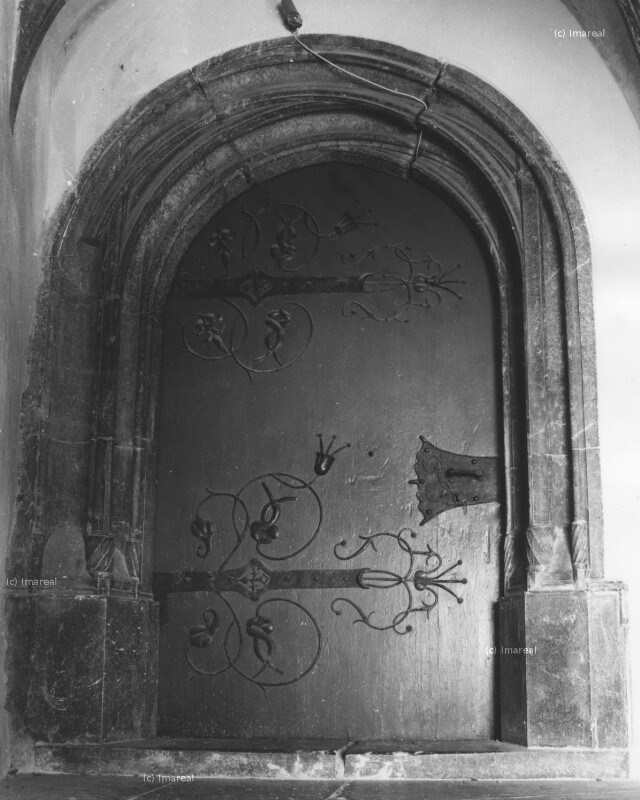 Tür von Walt Heinrich