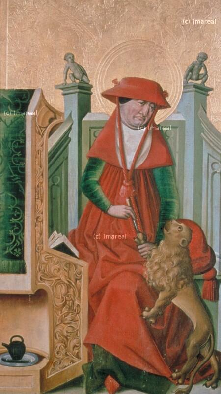 Hl. Hieronymus von