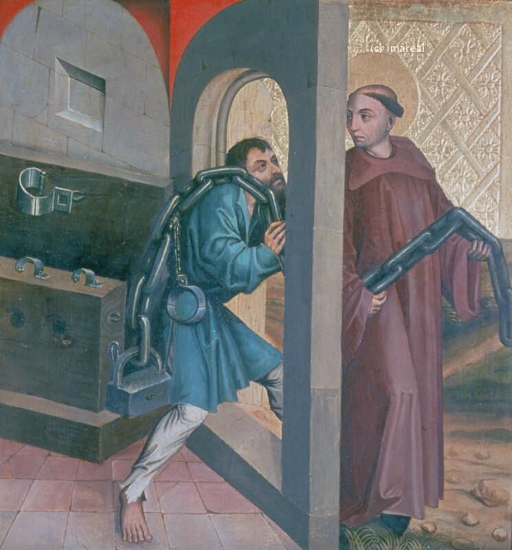 Gefangenenbefreiung durch den Hl. Leonhard von