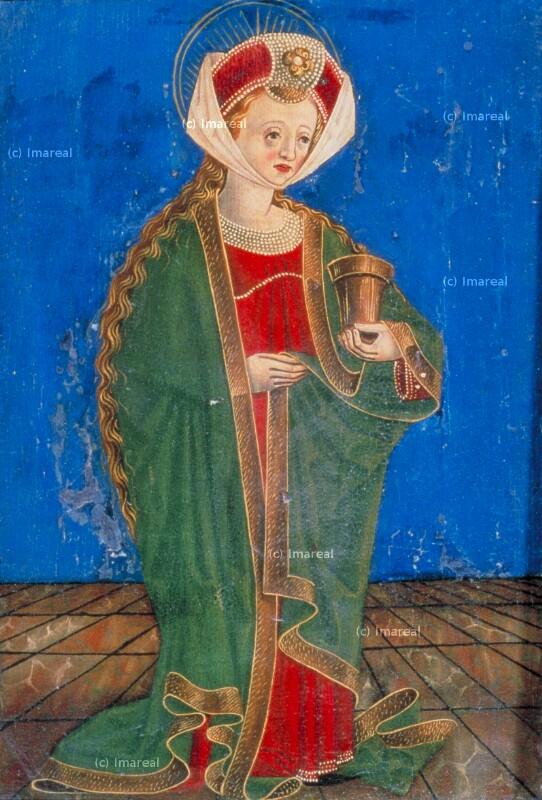 Hl. Maria Magdalena von Meister S. H. von 1485