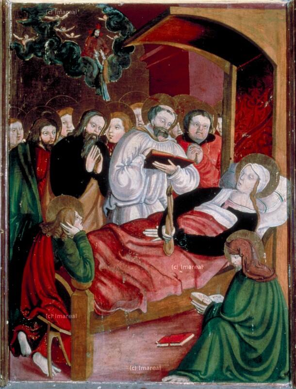 Tod Mariens von