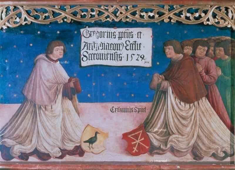 Stifter von Arnberger Leonhard