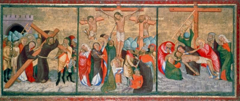 Kreuztragung Christi von Wölffel von Neumarkt