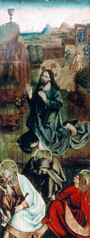 Gebet Jesu am Ölberg
