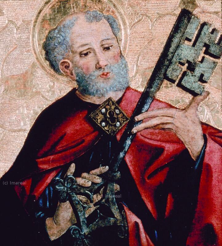 Hl. Petrus von Pacher Friedrich