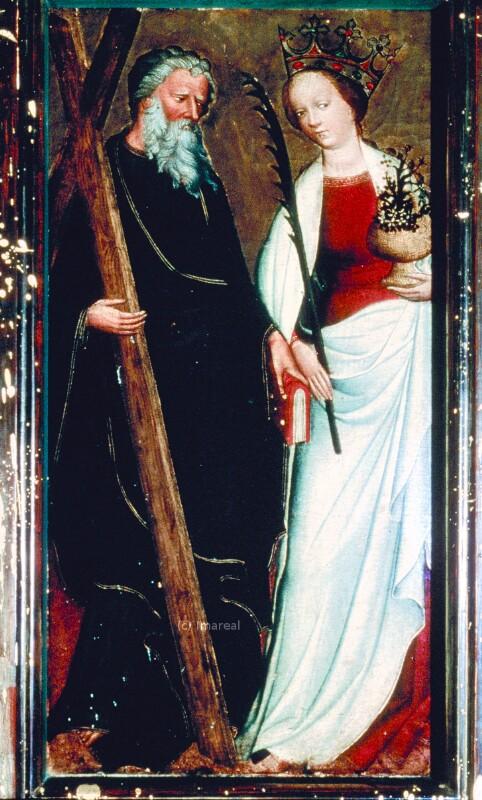 Hl. Andreas von Thomas von Villach