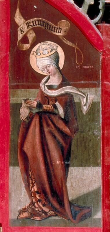 Hl. Kunigunde von Melchior von St. Paul