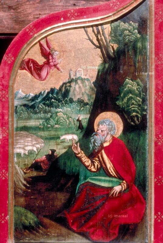 Verkündigung an Joachim von Melchior von St. Paul