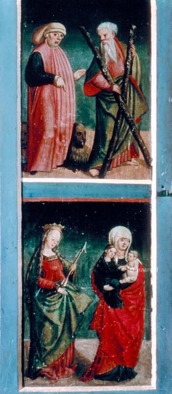 Hl. Ursula von Melchior von St. Paul