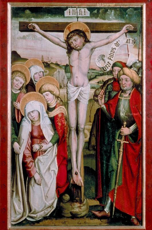 Kreuzigung Christi von Meister Andre