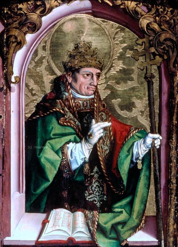 Hl. Gregor von Stäber Georg