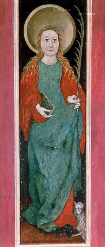 Hl. Agnes von