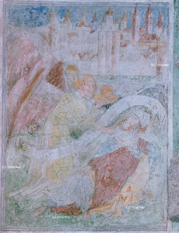 Engel speist Elija von Thomas von Villach
