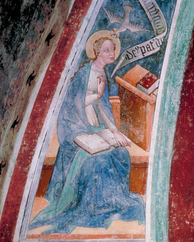 Verkündigung an Maria von Thomas von Villach