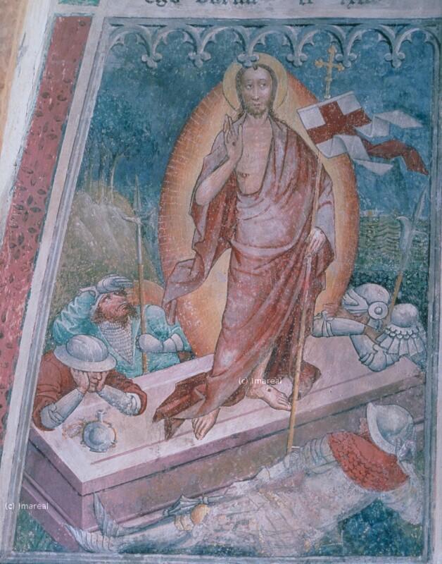 Auferstehung Christi von Thomas von Villach