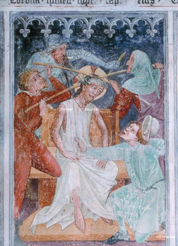 Dornenkrönung Christi von Thomas von Villach