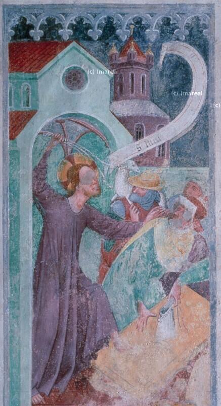 Christus vertreibt die Händler aus dem Tempel von Thomas von Villach