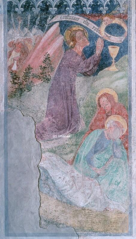 Gebet Jesu am Ölberg von Thomas von Villach