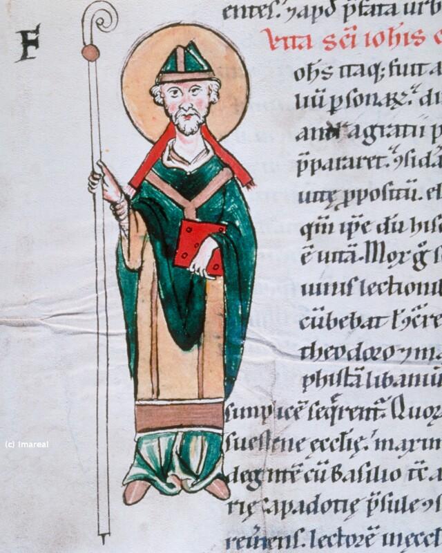 Hl. Johannes Chrysostomus