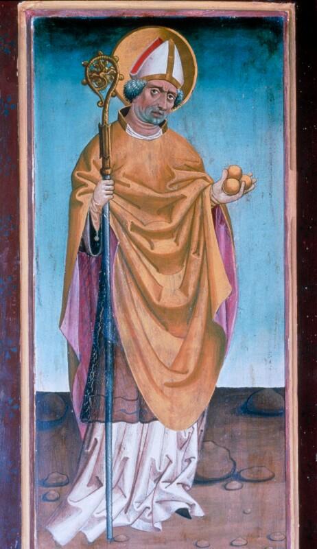 Hl. Nikolaus von