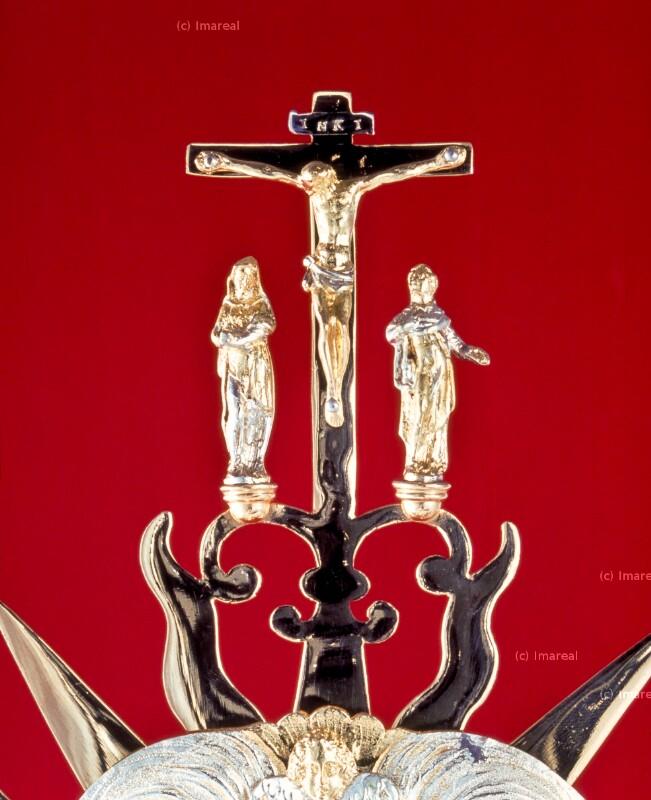 Kreuzigung Christi dreifigurig von