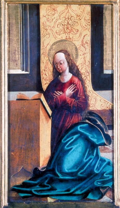 Verkündigung an Maria von Stürhofer Nikolaus