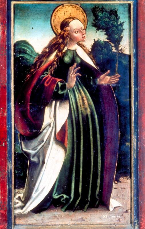 Heimsuchung Mariens von Stürhofer Nikolaus