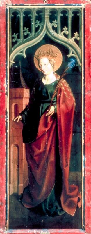 Hl. Barbara von Wolfgang von Kiens