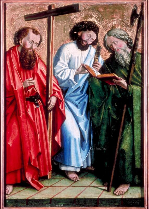 Hl. Philippus von Meister von Uttenheim