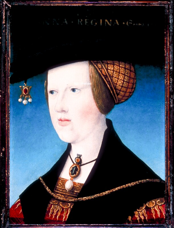 Porträt von Maler Hans