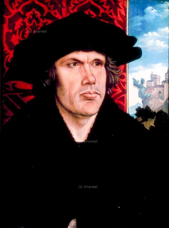 Porträt von Beck Leonhard