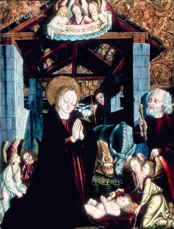Geburt Christi von Simon von Taisten